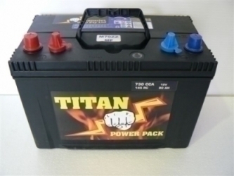 titan marin batteries
