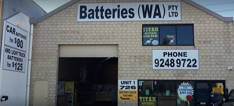 Batteries WA - Battery Stores Perth